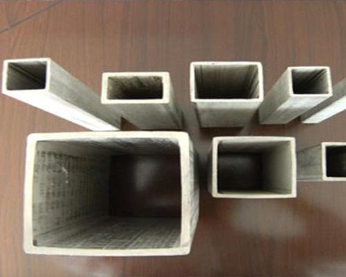 Seamless Square Rectangular Pipe
