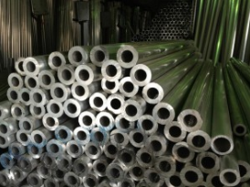 5005 5052 5083 5086 5154 5182 5251 5754 Aluminum Pipe
